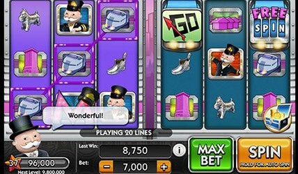 Monopoly Slots Review screenshot 3